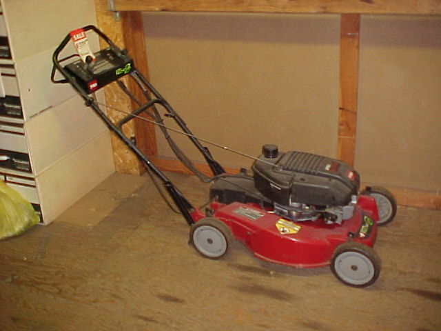 "Toro GTS 6.5 - 6.5HP - 21"" Super Recycler - 3 spd trans - $250"