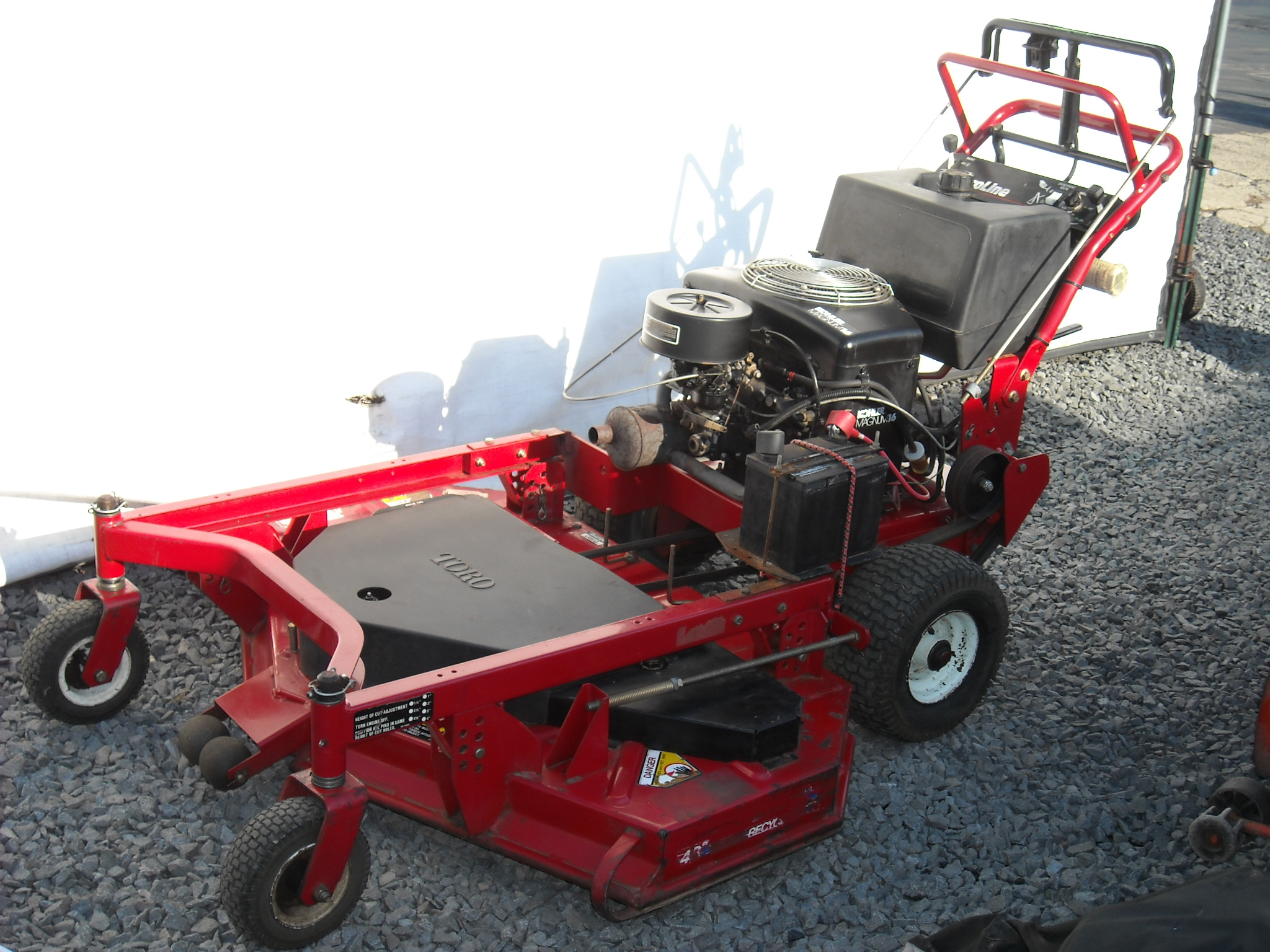 Toro Proline 36 Walk Behind