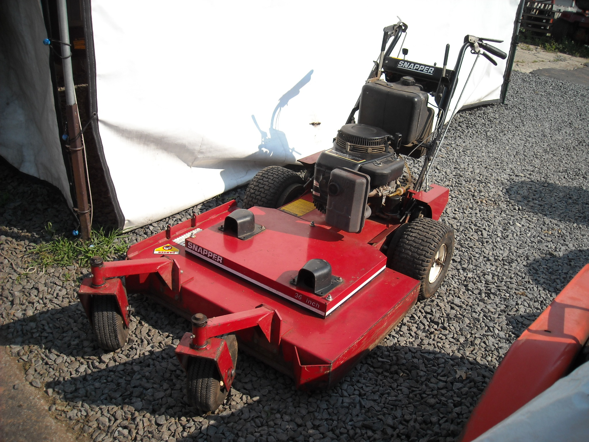 Push mowers - $125-$135